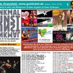 2019-01-29, flyer Deckblatt Tickets