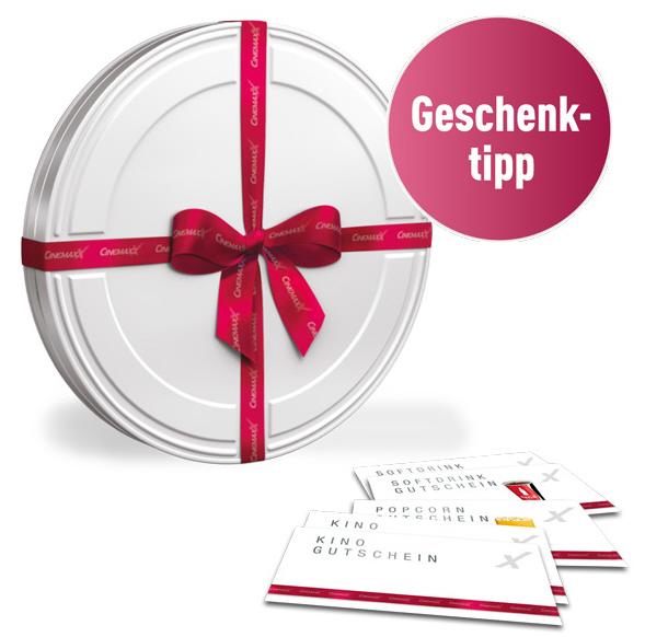 Geschenkbox kino cinemaxx