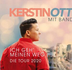 Neuer Termin: Kerstin Ott – Ich geh' meinen Weg, 29.04.2021, Lokhalle, 37081 Göttingen