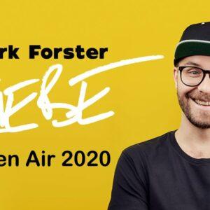 Mark Forster – Liebe, 14.08.2020, Open-Air, 34121 Kassel