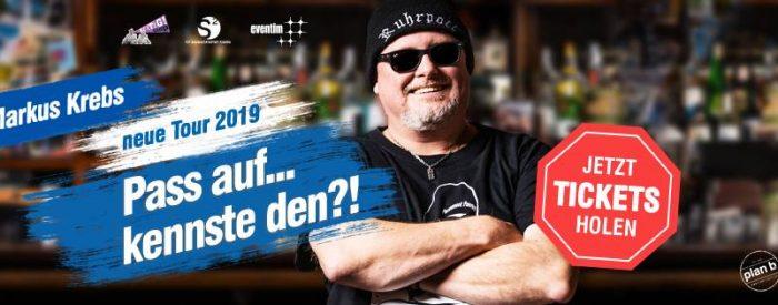 Markus Krebs 2019