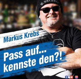 Markus Krebs – Pass auf Kennste den Logo