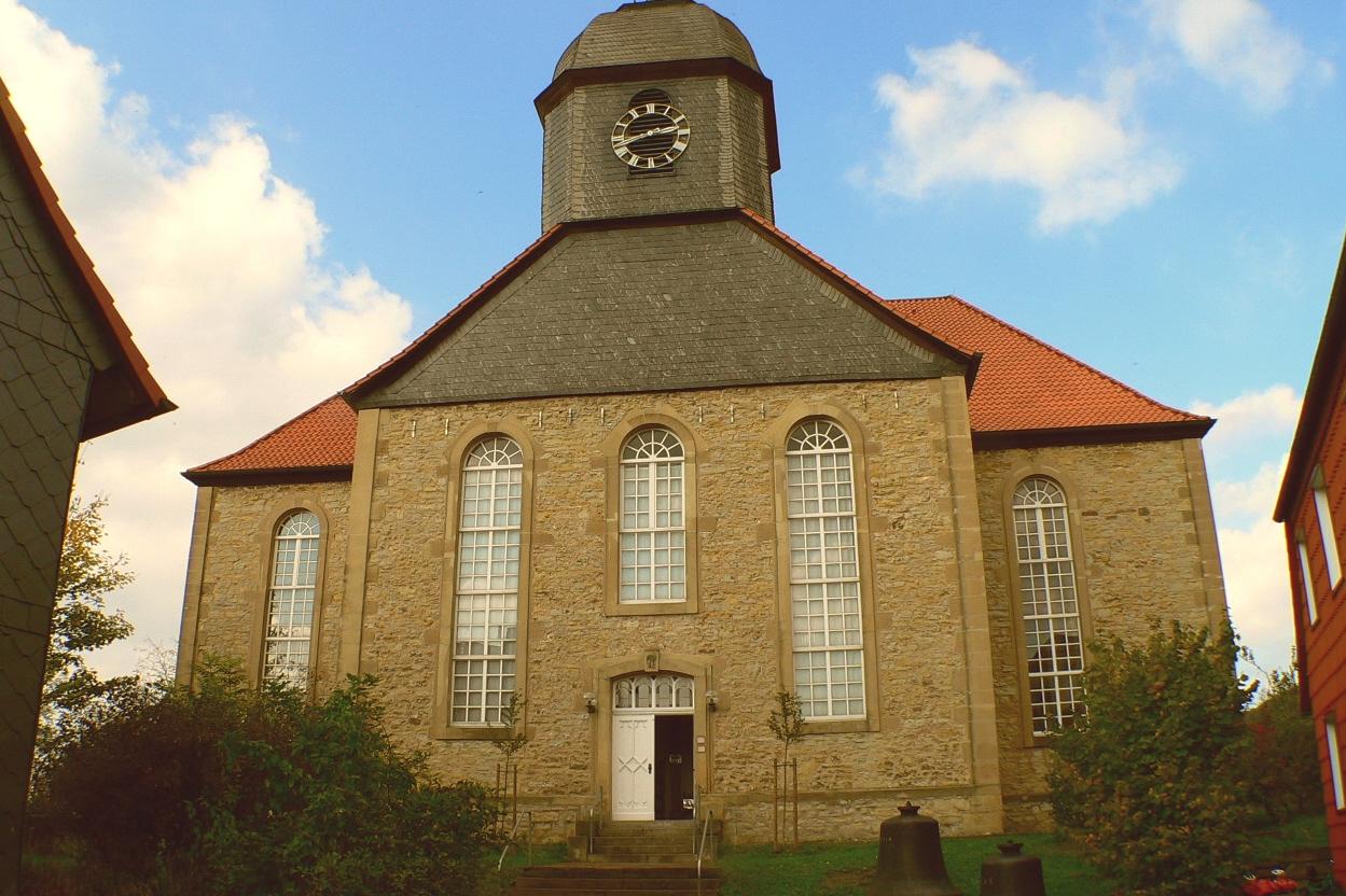 St. Markuskirche Scheden