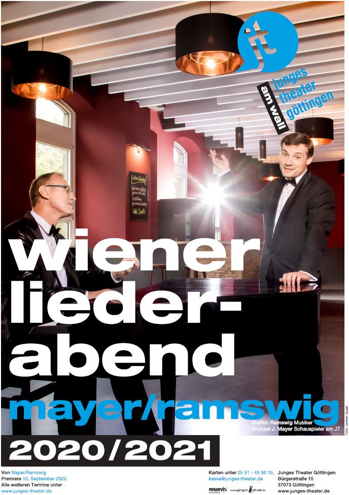 Wiener Liederabend, 18.12.2020, Gastspiel 37154 Northeim