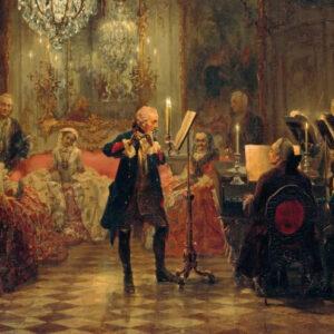 Johann-Joachim-Quantz-Konzert, 15.03.2020, 37127 Scheden