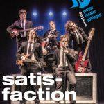 Satisfaction Musikshow JT, PLakat