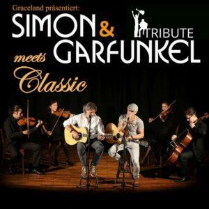 Simon & Garfunkel Tribute meets Classic, 14.03.2020, 34119 Kassel