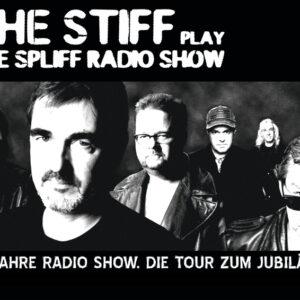 THE STIFF play THE SPLIFF RADIO SHOW, 01.05.2021, Exil, 37073 Göttingen