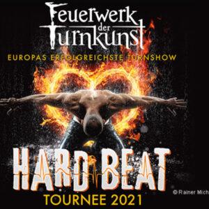 Neuer Termin: Feuerwerk der Turnkunst – Hard Beat, 25.-27.01.2022, Lokhalle Göttingen
